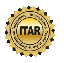 ITAR Certified - JAH Machine